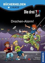 Die drei ??? Kids, Drachen-Alarm!