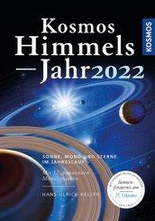 Kosmos Himmelsjahr 2022
