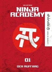 Ninja Academy 1
