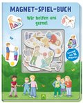 Magnet-Spiel-Buch Wir helfen uns gerne!