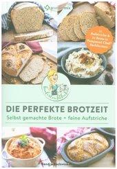 Die perfekte Brotzeit - Selbst gemachte Brote + feine Aufstriche