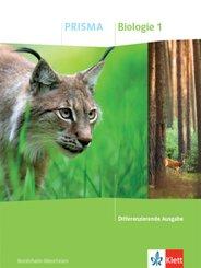 PRISMA Biologie 1. Differenzierende Ausgabe Nordrhein-Westfalen