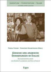 Jüdische und arabische Erinnerungen im Dialog