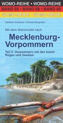 Mit dem Wohnmobil nach Mecklenburg-Vorpommern, Vorpommern mit den Inseln Rügen und Usedom
