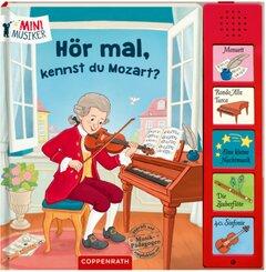Hör mal, kennst du Mozart?, m. Soundelementen