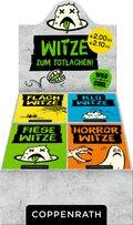 Wild+Cool: Witze zum Totlachen! (40 Expl. (4 Titel))