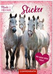 Pferdefreunde: Sticker