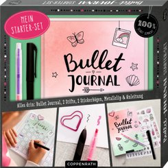 Mein Bullet-Journal Starter-Set