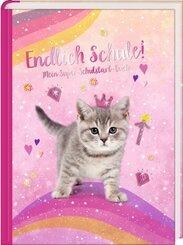Kleines Geschenkbuch - Cosmic School - Endlich Schule! (Kätzchen)