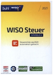 WISO Steuer Sparbuch 2021; Band 13
