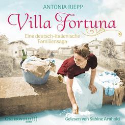 Villa Fortuna, 2 Audio-CD, 2 MP3