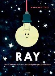 Ray. Die Abenteuer einer wissbegierigen Glühbirne
