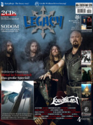 Legacy Magazin, The Voice from the Darkside, m. 2 Audio-CDs - Ausg.129
