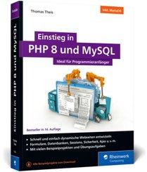 Einstieg in PHP 8 und MySQL