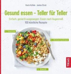 Gesund essen - Teller für Teller