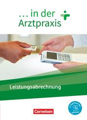 ... in der Arztpraxis - Neue Ausgabe Leistungsabrechnung in der Arztpraxis - Schülerbuch - Mit PagePlayer-App