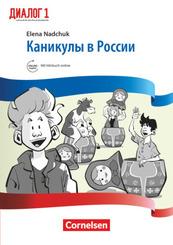 Dialog - Lehrwerk für den Russischunterricht - Neue Generation - Band 1