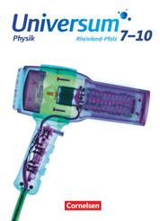 Universum Physik - Gymnasium Rheinland-Pfalz - 7.-10. Schuljahr Schülerbuch