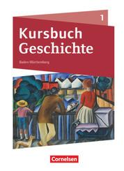 Kursbuch Geschichte - Baden-Württemberg - Neue Ausgabe - Band 1 Schülerbuch - Bd.1