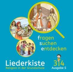 Fragen-suchen-entdecken - Katholische Religion in der Grundschule - Ausgabe S (Süd) - Band 3/4
