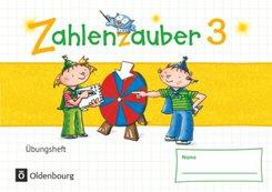 Zahlenzauber - Mathematik für Grundschulen - Materialien zu den Ausgaben 2016 und Bayern 2014 - 3. Schuljahr