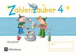 Zahlenzauber - Mathematik für Grundschulen - Materialien zu den Ausgaben 2016 und Bayern 2014 - 4. Schuljahr