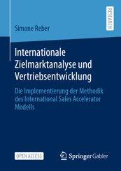 Internationale Zielmarktanalyse und Vertriebsentwicklung