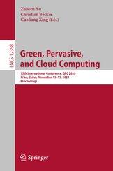 Green, Pervasive, and Cloud Computing