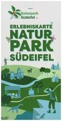 Wanderkarte Naturpark Südeifel