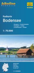 Radkarte Bodensee (RK-BW08)