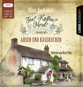 Tee? Kaffee? Mord! - Arsen und Käsekuchen, 1 Audio-CD, MP3