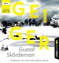 Geiger, 2 Audio-CD, MP3