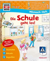 Die Schule geht los!, Mitmach-Heft