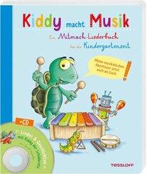 Kiddy macht Musik, m. CD