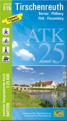 ATK25-E15 Tirschenreuth (Amtliche Topographische Karte 1:25000)