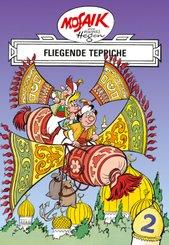 Mosaik von Hannes Hegen: Fliegende Teppiche, Bd. 2