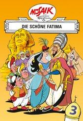 Mosaik von Hannes Hegen: Die schöne Fatima, Bd. 3