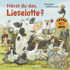 Hörst du das, Lieselotte? (Soundbuch)