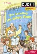 Duden Leseprofi - Ein Schultag im alten Rom, 2. Klasse