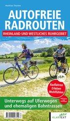 Autofreie Radrouten - Rheinland und westliches Ruhrgebiet