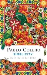 Simplicity - Buch-Kalender 2022