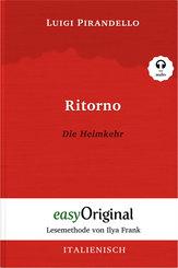 Ritorno / Die Heimkehr (mit Audio)
