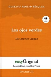 Los ojos verdes / Die grünen Augen (mit Audio)