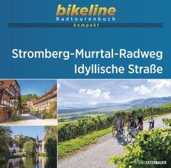 Stromberg-Murrtal-Radweg - Idyllische Straße