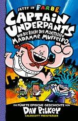 Captain Underpants und die Rache der monströsen Madamme Muffelpo