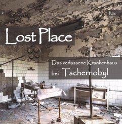 Das verlassene Krankenhaus bei Tschernobyl