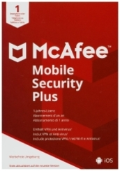 McAfee Mobile Security Plus - Android/iOS