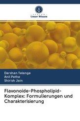 Flavonoide-Phospholipid-Komplex: Formulierungen und Charakterisierung