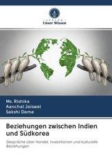 Beziehungen zwischen Indien und Südkorea