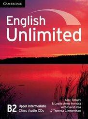 English Unlimited Upper Intermediate B2